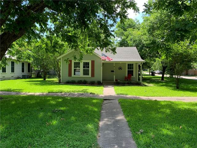 921 S 21st St, Temple, TX 76504 (#8774263) :: The Heyl Group at Keller Williams