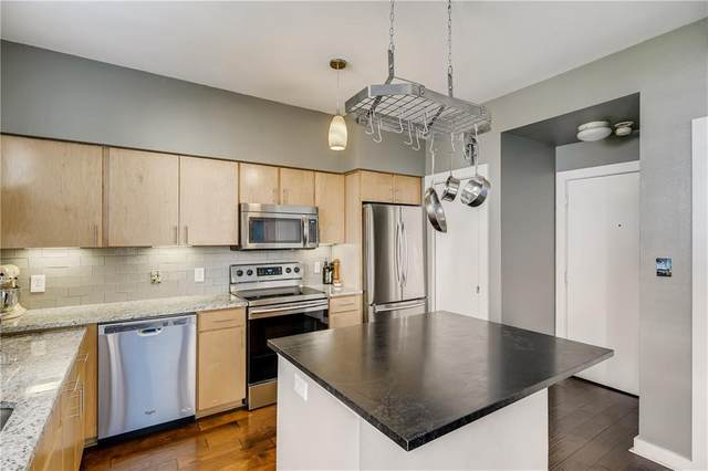 1201 Grove Blvd #2603, Austin, TX 78741 (#8774724) :: R3 Marketing Group