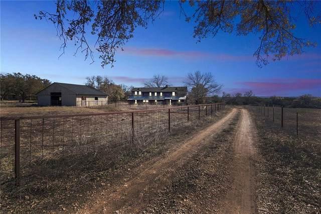 4575 W State Highway 29 Highway, Georgetown, TX 78628 (#8775013) :: Sunburst Realty