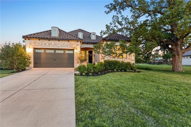 116 Blue Heron Ln, Georgetown, TX 78628 (#8775418) :: Papasan Real Estate Team @ Keller Williams Realty