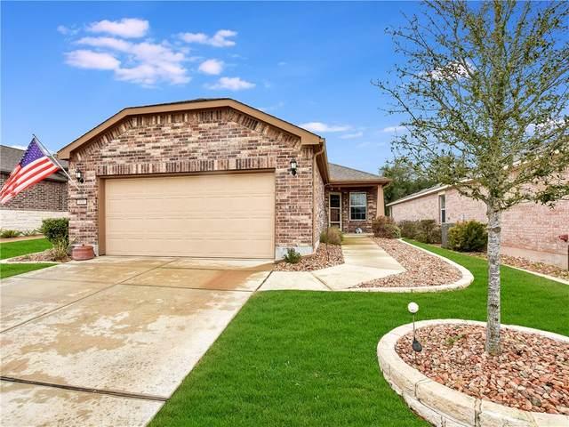 331 Kickapoo Creek Ln, Georgetown, TX 78633 (#8777837) :: RE/MAX Capital City