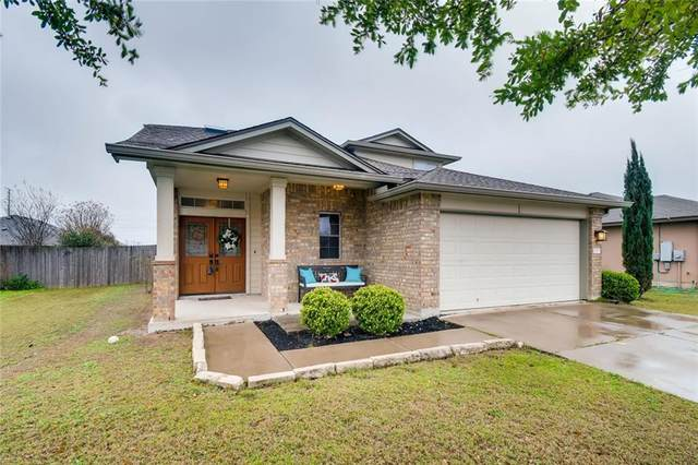 129 Anderson St, Hutto, TX 78634 (#8778267) :: 12 Points Group