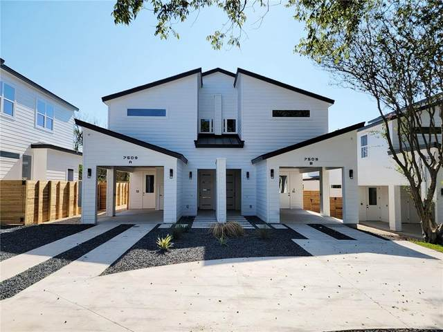 7509 Bethune Ave A, Austin, TX 78752 (#8782258) :: ONE ELITE REALTY