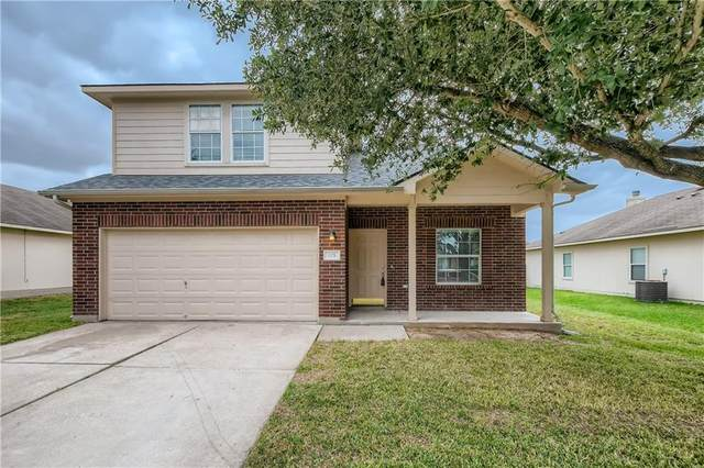 125 Brown St, Hutto, TX 78634 (#8782369) :: Front Real Estate Co.