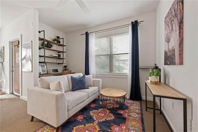 1201 Grove Blvd #2504, Austin, TX 78741 (#8783283) :: Papasan Real Estate Team @ Keller Williams Realty
