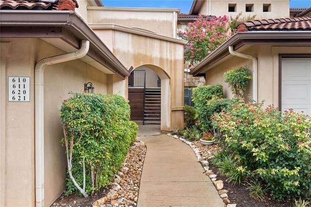 300 San Gabriel Village Blvd #610, Georgetown, TX 78626 (#8786132) :: The Summers Group