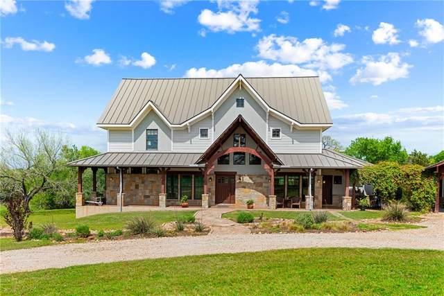 324 Pope Bend Bnd N, Cedar Creek, TX 78612 (#8786223) :: RE/MAX IDEAL REALTY