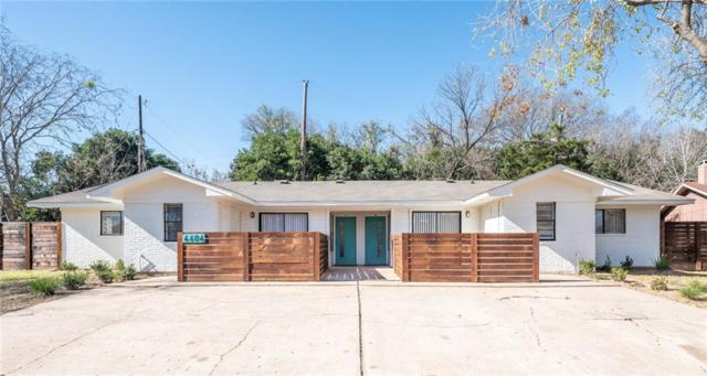 4604 Chartwell Dr, Austin, TX 78723 (#8786401) :: The Perry Henderson Group at Berkshire Hathaway Texas Realty