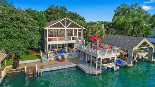 128 Web Isle Dr, Granite Shoals, TX 78654 (#8786600) :: The Perry Henderson Group at Berkshire Hathaway Texas Realty