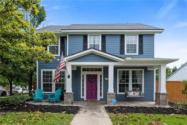 125 Rosebud Ln, Georgetown, TX 78633 (#8786762) :: Lauren McCoy with David Brodsky Properties
