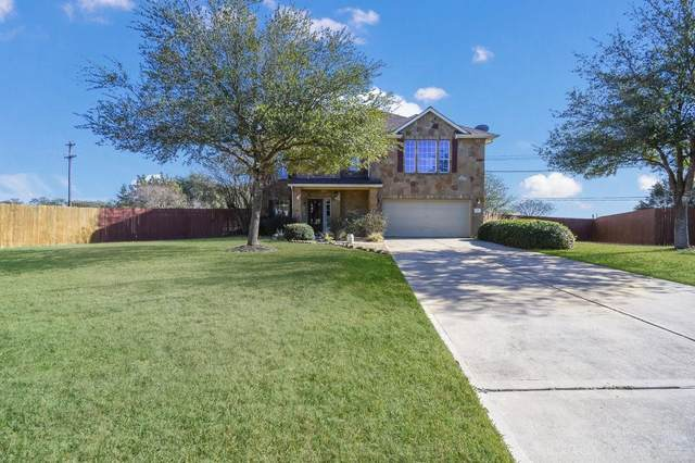 309 Quarry Rock Cv, Liberty Hill, TX 78642 (#8786867) :: Realty Executives - Town & Country