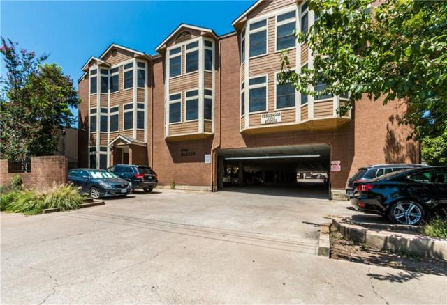 2802 Nueces St #306, Austin, TX 78705 (#8788798) :: The Gregory Group