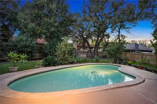 4310 Charlemagne Ct, Austin, TX 78727 (#8788887) :: Front Real Estate Co.