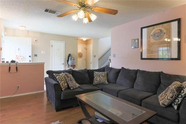 2101 Logan Dr, Round Rock, TX 78664 (#8789221) :: Papasan Real Estate Team @ Keller Williams Realty