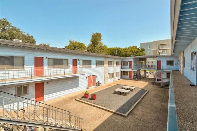 2408 Longview St #208, Austin, TX 78705 (#8789439) :: Ben Kinney Real Estate Team