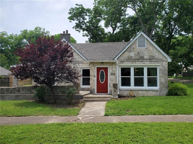 1012 S 27th St, Temple, TX 76504 (#8789687) :: Papasan Real Estate Team @ Keller Williams Realty