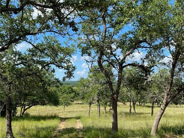 LOT 8 River Ridge Ranch, Blanco, TX 78606 (#8791276) :: Ben Kinney Real Estate Team