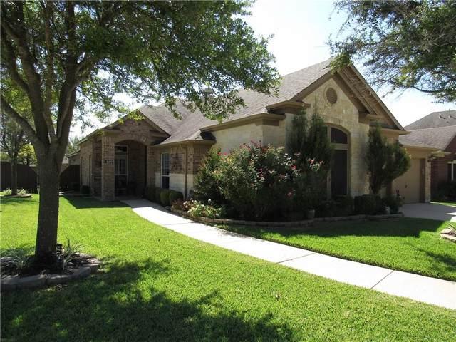 1600 Augusta Bend Dr, Hutto, TX 78634 (#8792076) :: Papasan Real Estate Team @ Keller Williams Realty