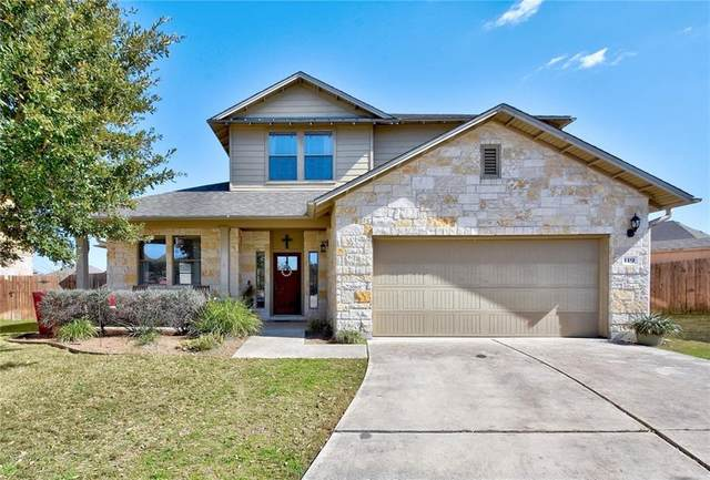 119 Thyme Spgs, Buda, TX 78610 (#8792925) :: 10X Agent Real Estate Team