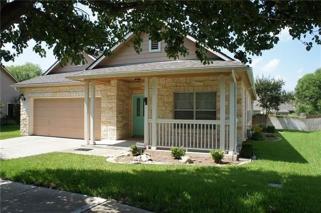 1110 Boxwood Loop, Georgetown, TX 78628 (#8795142) :: Papasan Real Estate Team @ Keller Williams Realty