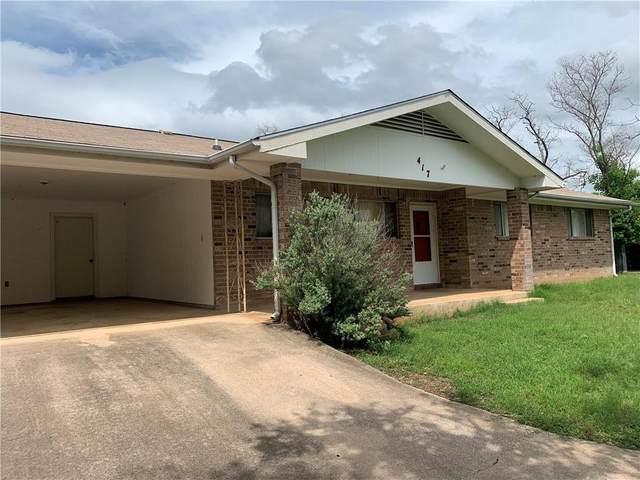 417 Hilldale, Granite Shoals, TX 78654 (#8797096) :: Papasan Real Estate Team @ Keller Williams Realty