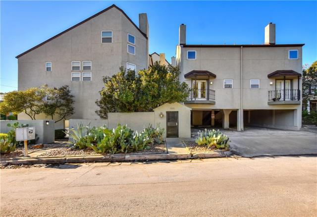 1500 Woodlawn Blvd #201, Austin, TX 78703 (#8797184) :: The Gregory Group
