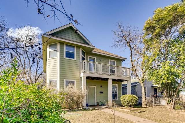 5208 Martin Ave, Austin, TX 78751 (#8798463) :: Realty Executives - Town & Country