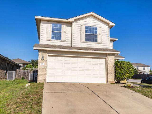 216 Sweet Leaf Ln, Pflugerville, TX 78660 (#8799199) :: Ben Kinney Real Estate Team