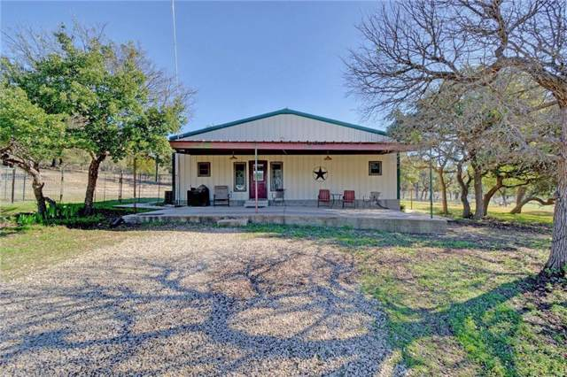 1300 County Road 233, Florence, TX 76527 (#8799879) :: Watters International