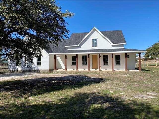 201 Honey Rock Blvd, Burnet, TX 78611 (#8800351) :: Zina & Co. Real Estate