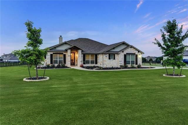 104 Claimjumper, Liberty Hill, TX 78642 (#8801147) :: Papasan Real Estate Team @ Keller Williams Realty