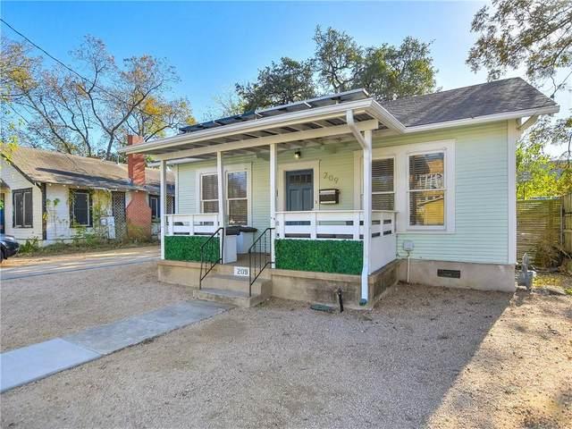 209 Leland St, Austin, TX 78704 (#8801626) :: 10X Agent Real Estate Team