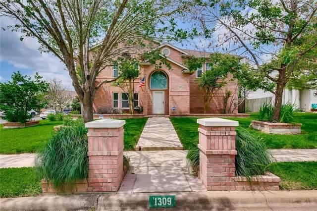 1309 Chalk Ln, Cedar Park, TX 78613 (#8802016) :: Papasan Real Estate Team @ Keller Williams Realty