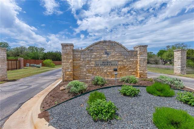 284 Story Dr, Buda, TX 78610 (#8802436) :: Zina & Co. Real Estate