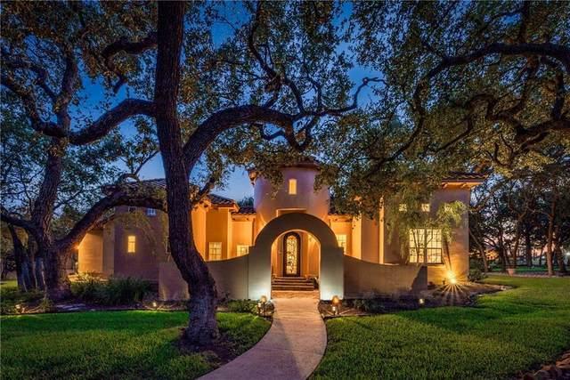 101 Bella Vis, Georgetown, TX 78633 (#8805455) :: Papasan Real Estate Team @ Keller Williams Realty