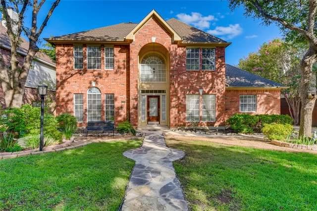 10209 Salida Dr, Austin, TX 78749 (#8805577) :: Papasan Real Estate Team @ Keller Williams Realty