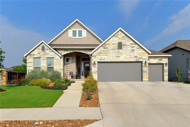 128 Panzano Dr, Georgetown, TX 78628 (#8806775) :: Papasan Real Estate Team @ Keller Williams Realty