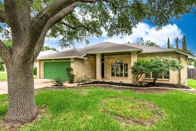 604 Eaglecreek Dr, Leander, TX 78641 (#8807219) :: Papasan Real Estate Team @ Keller Williams Realty