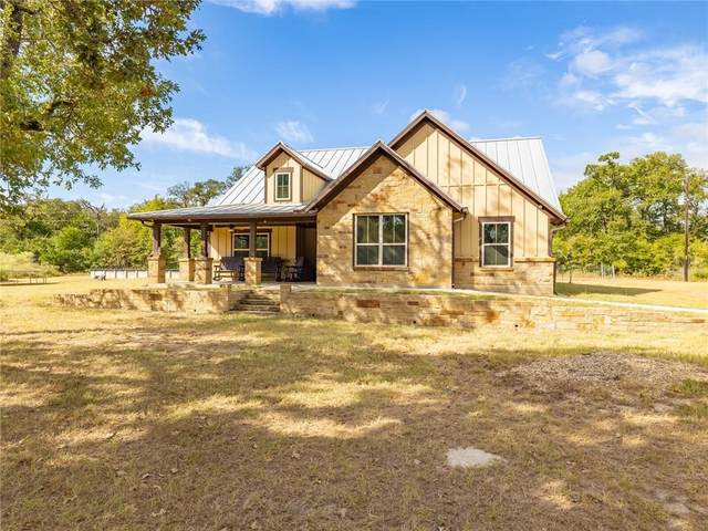 1675 County Road 327, Rockdale, TX 76567 (#8807580) :: Papasan Real Estate Team @ Keller Williams Realty