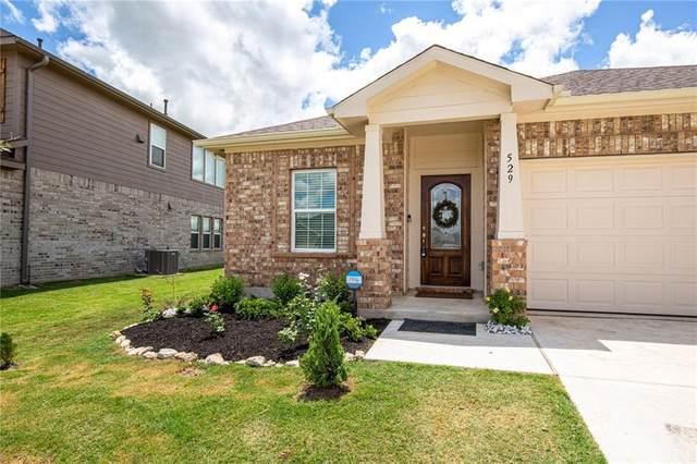 529 Warlander Way, Georgetown, TX 78626 (#8809639) :: Papasan Real Estate Team @ Keller Williams Realty