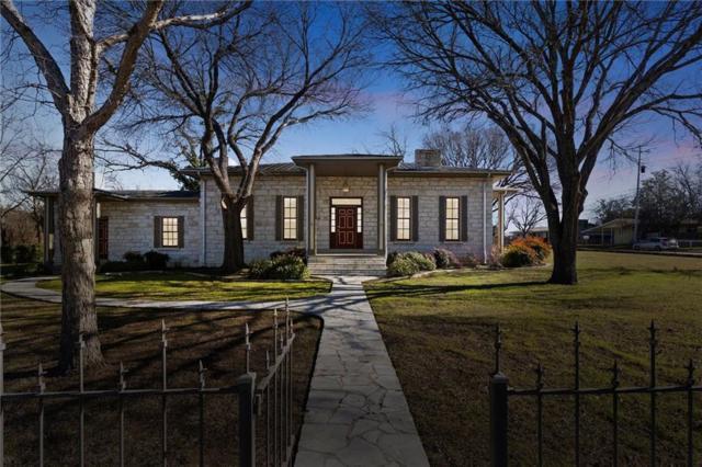 402 E Johnson St, Burnet, TX 78611 (#8817693) :: The Heyl Group at Keller Williams