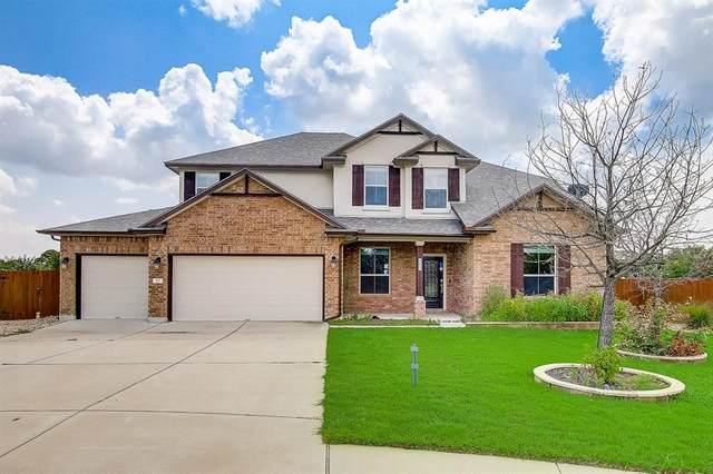 117 Tuscany Dr, Georgetown, TX 78628 (#8817751) :: Papasan Real Estate Team @ Keller Williams Realty