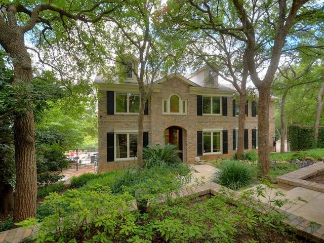 3125 Above Stratford Pl, Austin, TX 78746 (#8817815) :: The Perry Henderson Group at Berkshire Hathaway Texas Realty