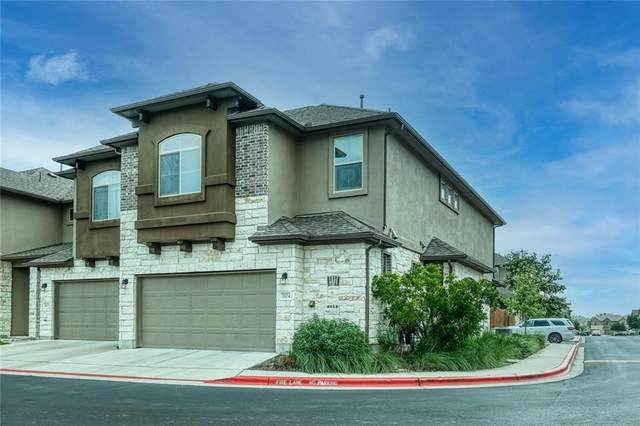 2880 Donnell Dr #3104, Round Rock, TX 78664 (#8820758) :: Tai Earthman | Keller Williams Realty