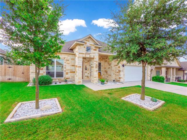 112 Walter Way, Jarrell, TX 76537 (#8820805) :: The Perry Henderson Group at Berkshire Hathaway Texas Realty