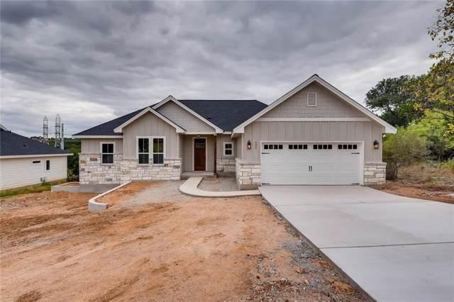 405 Knights Row, Cottonwood Shores, TX 78657 (#8821063) :: Ben Kinney Real Estate Team