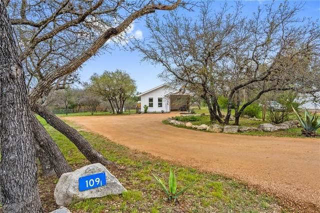 109 Miranda, Johnson City, TX 78636 (#8821820) :: Sunburst Realty