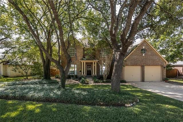 3700 John Simpson Trl, Austin, TX 78732 (#8822526) :: Papasan Real Estate Team @ Keller Williams Realty