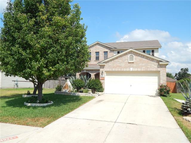 4924 Woodstock Dr, Georgetown, TX 78633 (#8823319) :: Watters International