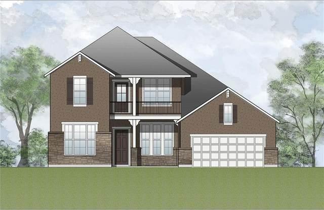 2410 Skywalk Ln, Spicewood, TX 78669 (#8823730) :: Ben Kinney Real Estate Team